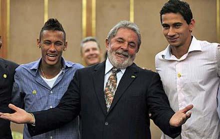 neymar-lula-ganso-reuters