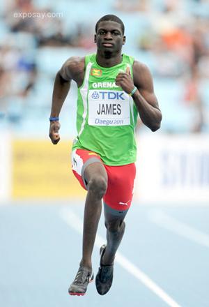 Kirani James (GRE)